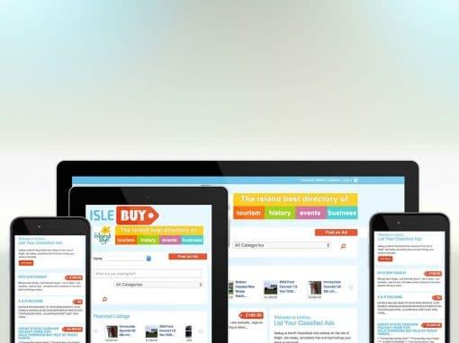 Isle Buy website