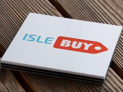 Isle Buy brand design