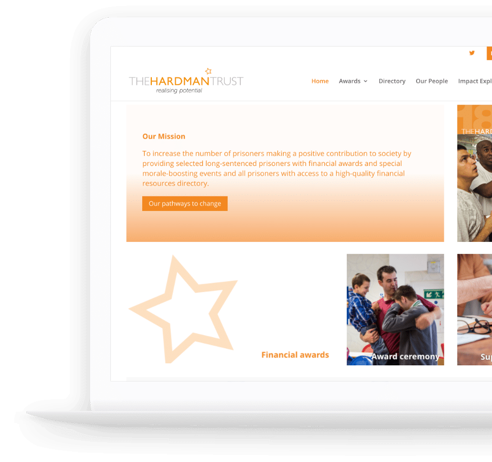 responsive web design IW